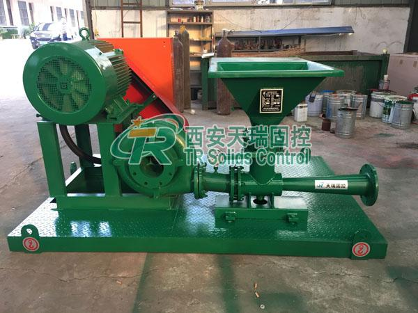 Onshore Rig Drilling Mud Hopper , High Efficiency Mud Mixer Machine