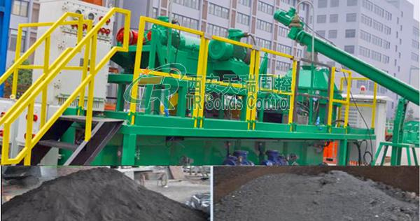 High Working Efficacy Drilling Mud System Mud Cleaning System With Good Performance