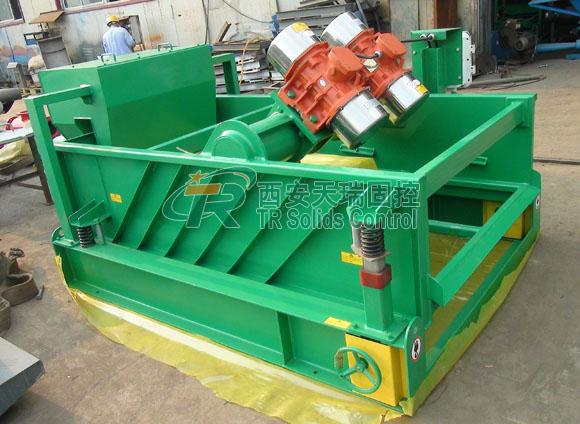 SWACO Mongoose Type Linear Motion Shale Shaker for Solids Liquids Separation