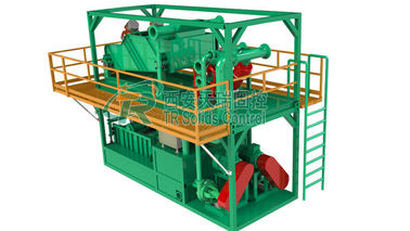 China 82.8KW Drilling Mud System , Large Scale Mud Circulation System In Drilling supplier