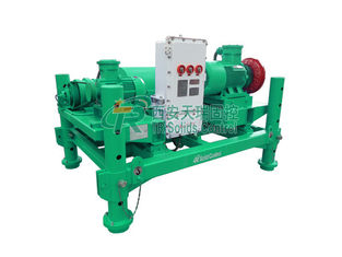 China 2200r/min Oilfield Centrifuga Decanter , Oil Treatment System Sludge Centrifuge supplier
