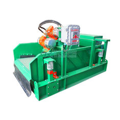 China 1630KG Oilfield Solids Control System , 2.94KW Motor Powered Shaker Tank supplier