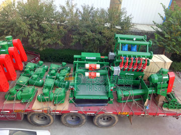 China High Working Efficacy Drilling Mud System Mud Cleaning System With Good Performance supplier