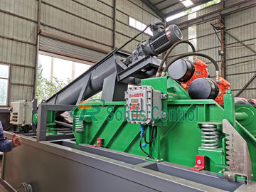 China Oil And Gas Fields Drilling Mud System Drilling Waste Management System supplier