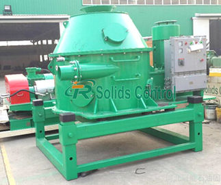 Drilling Waste Management Vertical Cutting Dryer 30 - 50T/H Capacity 55kw