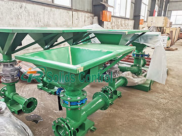 Solids Control 0.4Mpa Mud Funnel Jet Mud Mixer