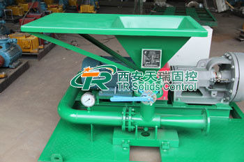 Tunnel 600*600mm DN150 API Oilfield Mud Mixing Hopper