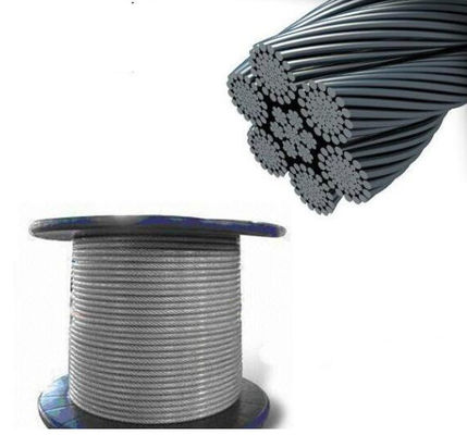 AISI Oilfield 6*19 IWS 1200mpa Galvanized Wire Rope