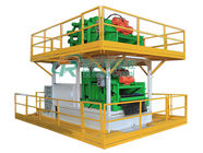China High Efficiency Mud Tank System with Dewatering Centrifuge Mud Cleaning Systems company