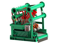 China Small Size Mud Cleaning Equipment for Drilling Mud Treatment 0.25-0.4Mpa Working Pressure factory