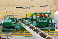 Durable Oil Gas Drilling Mud System Solids Control System Easy Operation