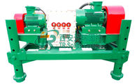 Light Workload Drilling Mud Centrifuge Low Energy Consumption 55kw Motor Power