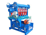 China Solid Control Equipment Desilter Hydrocyclone Oilfield Well Drilling Desilter company