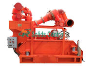 China Oilfield Mud Cleaning Systems 0.25 - 0.4Mpa Working Pressure API Standard company