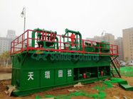 44 KW Power Drilling Mud System TRSLH100 Mud Hopper For Petroleum HDD Oilfield