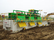Horizontal Directional Drilling Mud Circulation System 200GPM Capacity