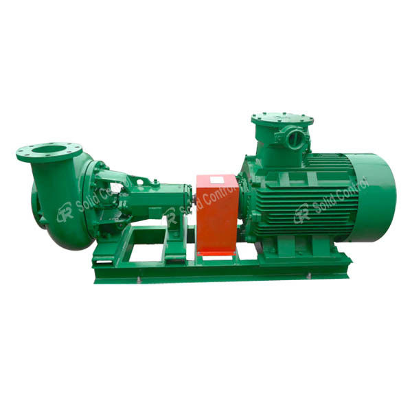 High Performance Centrifugal Mud Pump with Wide Open - Vane