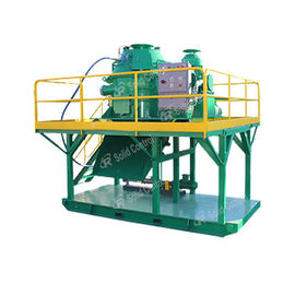 China High Speed HDD Solids Control System Vertical Dryer 30 - 50 T/H Capacity distributor