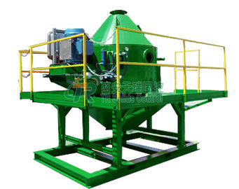 China Fixed Frequency Drilling Cutting Dryer , 55KW Vertical Drying Range Machine distributor
