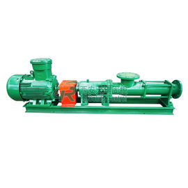 China High Speed Oilfield Drilling Screw Type Pump for Drilling Waste Management distributor