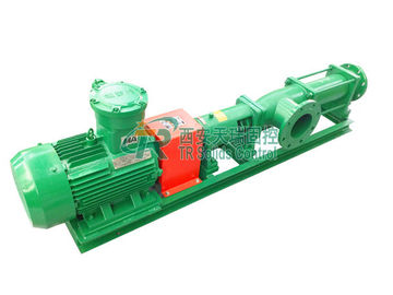 China 90m3/h 245KG Oil and Gas Rotary Screw Pump API / ISO Certificated distributor