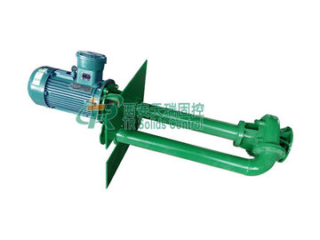 China 1470r/min Submersible Slurry Pump , Centrifuge Supply Pump Drilling Vortex Submersible Pump distributor