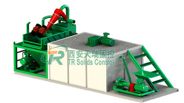 50μm Separation Point Bored Pile Drilling Mud System Well Drilling Mud Disposal Use
