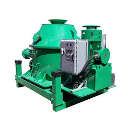 China Large Capacity Mud Vertical Cutting Dryer 55kw For Oil Mud Seperation distributor