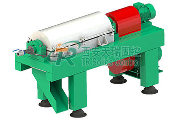 China Green Oilfield Drilling Mud Centrifuge For Solids Control System Api / Iso9001 Approval distributor
