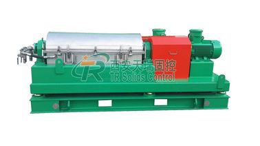 China Trlw Series Green Drilling Mud Decanter Centrifuge With 40m³ / H Capacity distributor