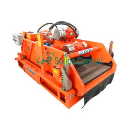 China Large Capacity Linear Motion Shale Shaker For Trenchless Horizontal Direction Drilling distributor
