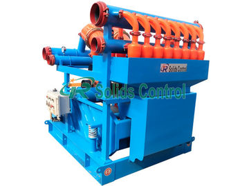 China Cyclone Separator Mud Cleaning Systems Compact Design With Small Footprint distributor