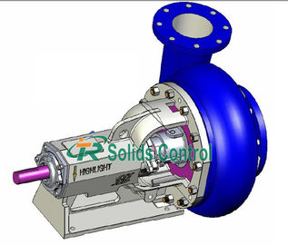 China Mission Magnum Centrifugal Mud Pump / Drilling Fluid Centrifugal Pump distributor