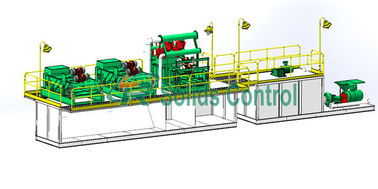 China 82.8KW Tunnel Boring System Strong Dewatering Ability 6500 * 2500 * 7000mm factory
