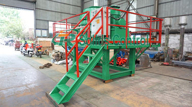 China 900r/Min Rotary Speed Oilfield Service Equipment Cutting Dryer High Performance distributor