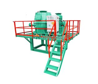 China High Efficiency Vertical Dryer For Oil Mud Dewatering Systems API Certificate distributor